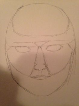 WIP Face 3 by job210