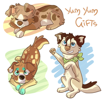 gifties by louberri