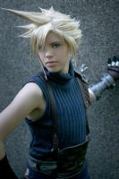 Cloud: Soldier by chibinis-chan