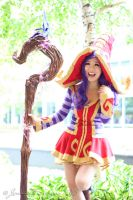 Lulu 1 - League of Legends by pizoobie