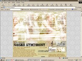 Naoko LAYOUT $MY JOURNAL by puppet-soul