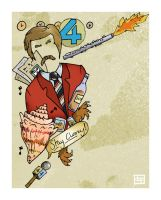 TableMarker: Anchorman by danevilparker