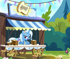 Trixie's Burned Toast Emporium by PixelKitties
