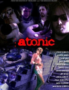 The Atonic poster and trailer by nashacorey