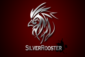 Silver Rooster by BrunoWC