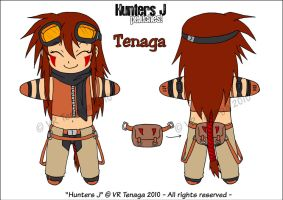 Hunters J Peluche Project: 01 by Tenaga