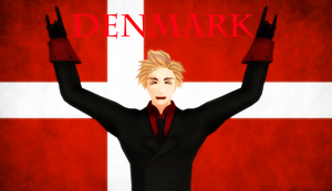 Danish Pride by OtakuMaster96