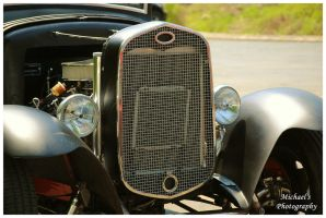 Hot Rod Grille by TheMan268