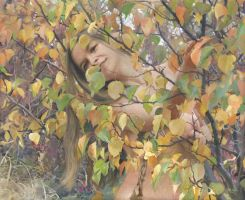 Poetic of Fall III by DChernov