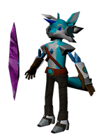 Syron render WIP by ExplodedPineapple