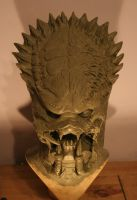 Wolf Predator Sculpt by Usurp73