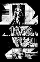 Avengers Sample test bw by MarcFelix