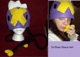 Drifloon Fleece Hat by chkimbrough
