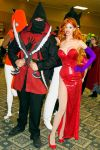Saskatoon Blitz 2013, Me and Jessica Rabbit by Danceswithcosplayers