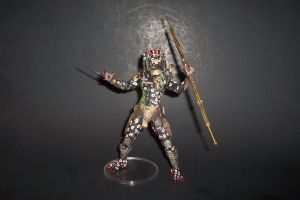7-Inch Scale BlackWidowPredette CustomActionFigure by Drakhand006