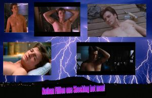 Nathan Fillion one Shocking hot man by CTG22