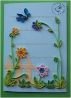 Quilling - Card 13 by Eti-chan