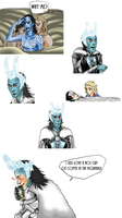 Loki sketchdump by SonOfLaufey