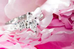 :: Engagement Ring :: by AmyranthPhotography