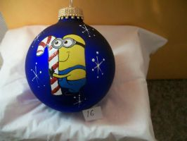 Minion KEVIN (for sale) by CreationLady
