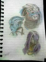 Mass effect by SmurfKai
