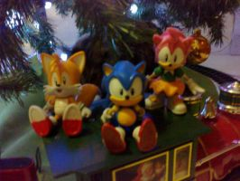 A Sonic Christmas pic by mariobros123