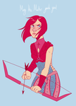 Palette Meme: Leliana by Rad-Pax