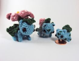 Commission - Bulbasaur Family