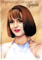 Gaby Spanic by shierly85