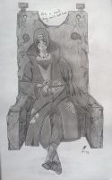Itachi Uchiha Drawing by blazigatr