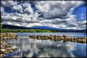 Lake Tahoe HDR by jd0620