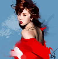 Hyuna by SniffLess