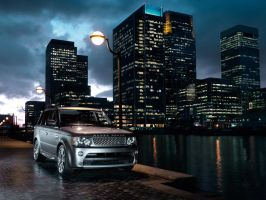Land Rover Range Rover Sport by TheCarloos