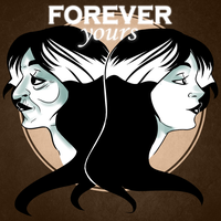 Forever Yours: Live piano version artwork by AninhaT-T