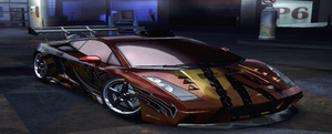 Sexy Lambo For VenusGriffin 1 (View 2) by CarlostheBat36
