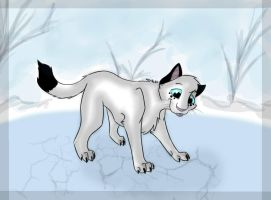 Snowstorm by speck-shewolf
