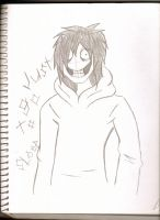 Jeff the Killer by RogueArts