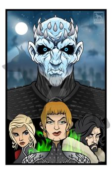 Game of Thrones Season 7 by GIG-Arts