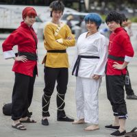 Ranma 1/2 group by AccessAccess