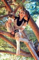 Ibuki - Street Fighter - Cosplay by lenity