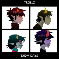 D00M DAYS feat. the Trollz by Starry-Eyed-Mice