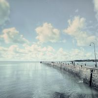 The clouds race by ensilencio