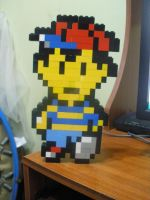 LEGO Ness by Andy23497