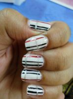 Cool Nail Art by super5003