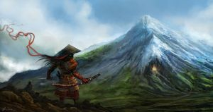 The Montain by AllPacheco