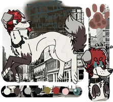 Pepper ref by capttain