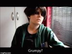 Levi GIF - Grumpy asshole by Pudique