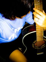 .Notes and Lyrics. by Just-an-ilusen