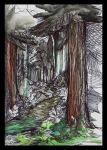 The Forest of My Love by Liren