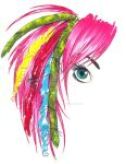 hair n eye by konfusion-with-a-k